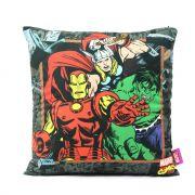 Almofada Turma de Heróis Quadrinhos
