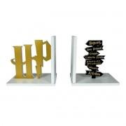 Aparador de Livros Harry Potter Setas