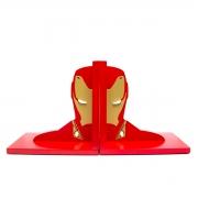 Aparador de Livros Homem de Ferro Iron Man Vingadores The Avengers Marvel FBA