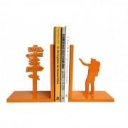 Aparador de Livros - Mochileiro