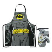 Avental e Luva de Cozinha Batman Dc Comics