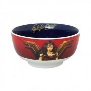 Bowl Tigela de Porcelana Mulher Maravilha Filme DC Comics
