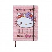 Caderneta de Anotação Hello Kitty - Purple Lace