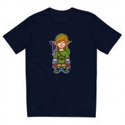 Camiseta Link Zelda Street