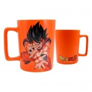 Caneca Alça Quadrada Goku Dragon Ball Z