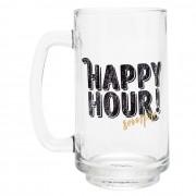 Caneca de Chopp Colonia - Happy Hour! Sempre