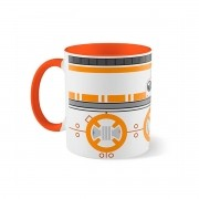 Caneca Droide BB8 Star Wars