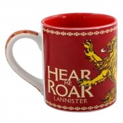 Caneca Lannister Game Of Thrones - Hear me Roar