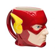 Caneca Porcelana 3D Flash Face