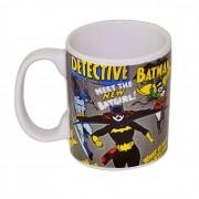 Caneca Porcelana DC Detective Comics Batgirl