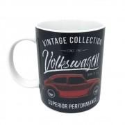 Caneca Porcelana Fusca Vintage Collection - Volkswagen