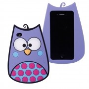 Capa Para Celular Iphone 4 - Coruja Corujinhas