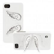 Capa para Celular Iphone 4 Alada - Branco