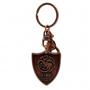 Chaveiro de Metal Targaryen Game of Thrones