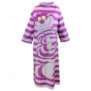 Cobertor com Mangas Gato Risonho - Alice no País das Maravilhas