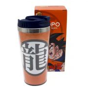Copo Térmico Goku Símbolo Dragon Ball Z