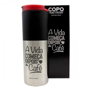 Copo Viagem a Vida Começa Depois do Café