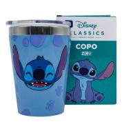 Copo Viagem Stitch Disney