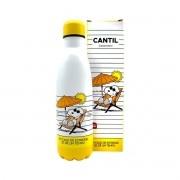 Garrafa Cantil Térmica Snoopy Motivacional 500 ml