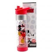 Garrafa com Infusor Mickey Mouse 750 ml