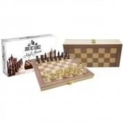 Jogo de Xadrez de Madeira Hoyle Games