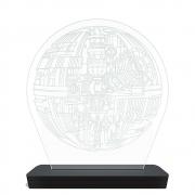 Luminária de LED Estrela - Star Wars FBA