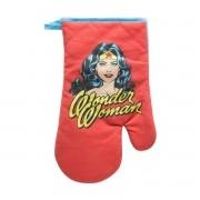 Luva de Cozinha Mulher Maravilha Liga da Justiça DC Comics