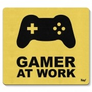 Mouse Pad Gamer at Work