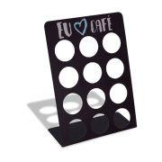 Porta Cápsulas Dolce Gusto de Mesa Eu Amo Café