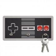 Porta Chaves Ecológico Gamer Joystick 8-Bits