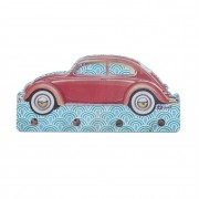 Porta Chaves Fusca Rootz Vintage
