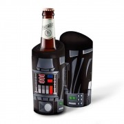 Porta Garrafa Térmico 600ml Lorde Negro - Star Wars Darth Vader
