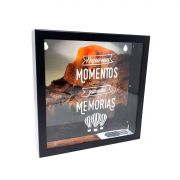 Quadro Recordações Grandes Memórias