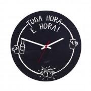 Relógio de Parede - Toda Hora é Hora