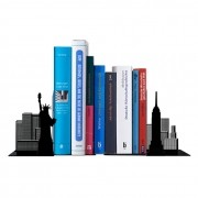 Suporte Aparador De Livros Dvd Cd Nova York Estátua da Liberdade