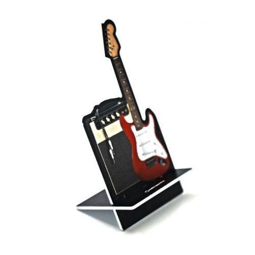 Suporte De Mesa Para Celular - Rock And Roll