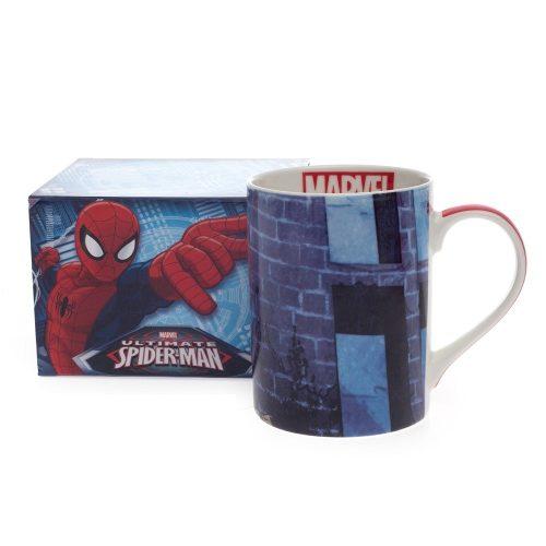 Caneca Dream Mug Marvel Spiderman homem aranha