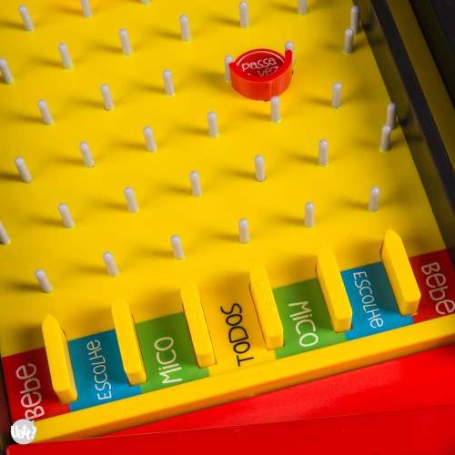 Jogo Pinball Com Copos - Pinshot - Jogos Divertidos