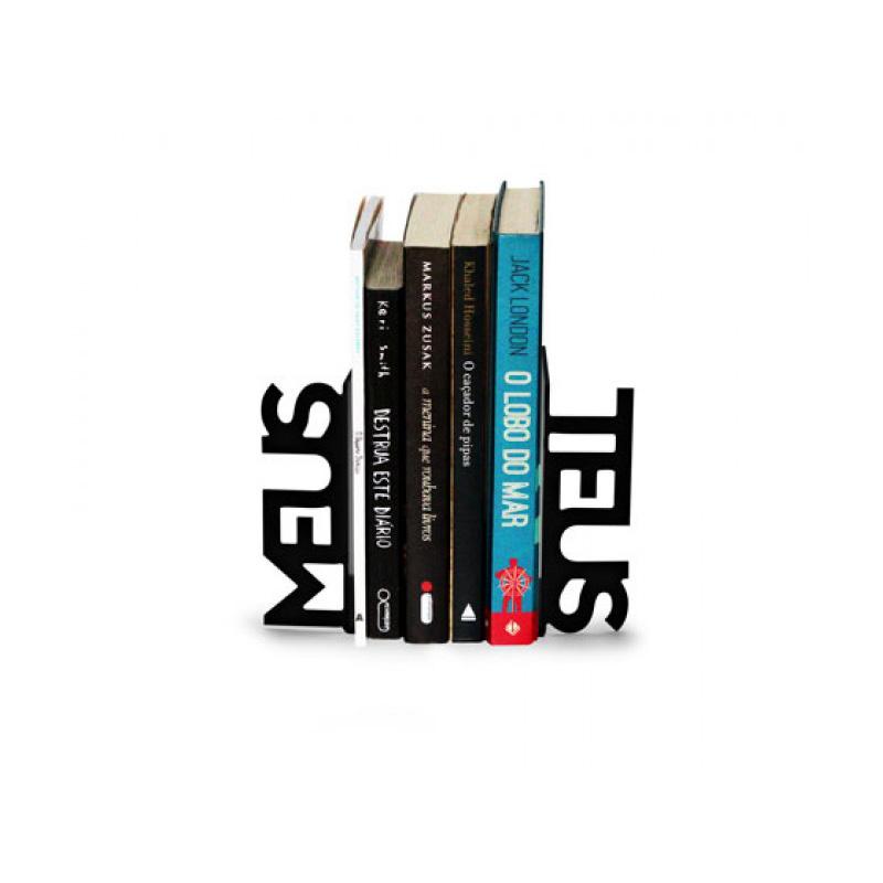 Aparador de Livros Meu e Teu