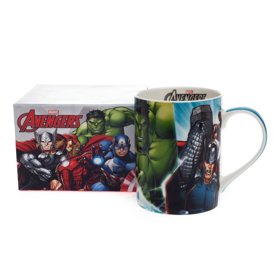 Caneca Marvel Vingadores - Grupo Vingadores