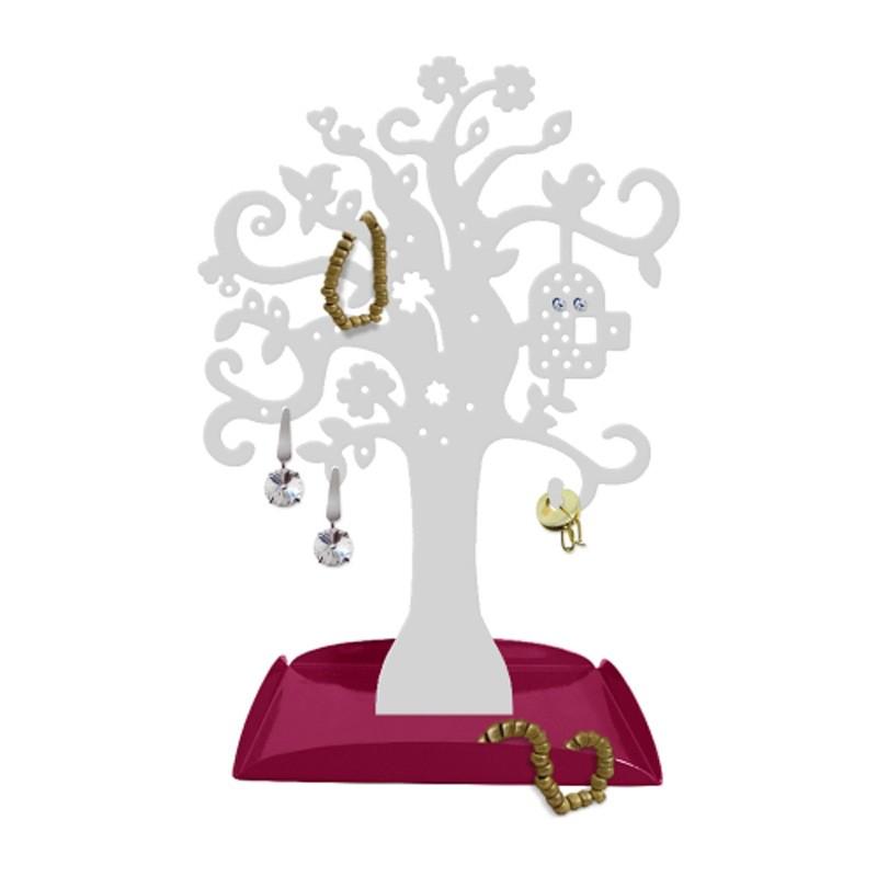 Porta Jóias Bijoux Árvore em Metal