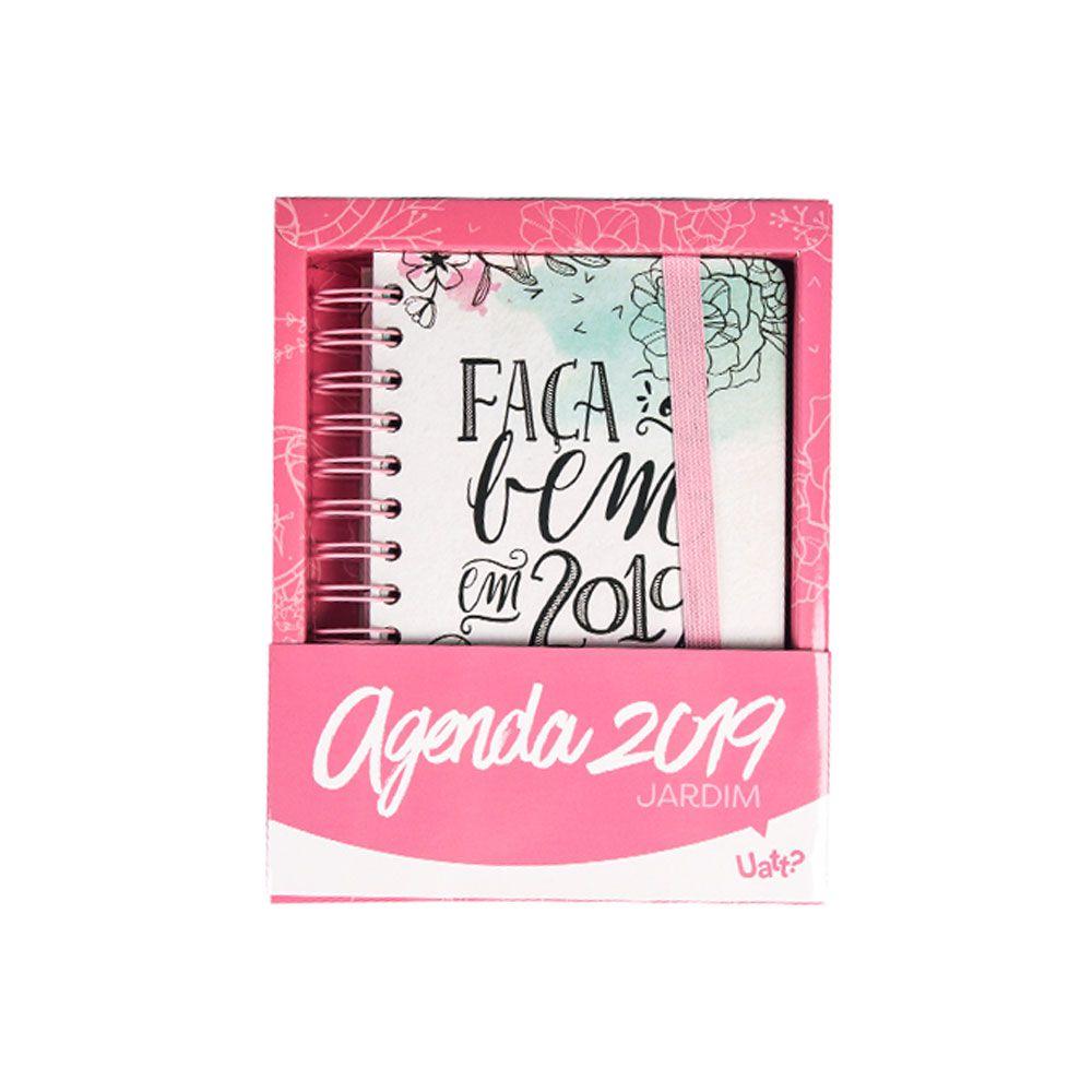 Agenda Espiral 2019 - Jardim