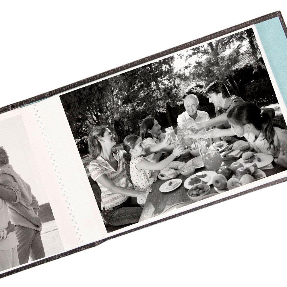 Álbum de Fotos 10x15 Petit - Amor Tamanho Família
