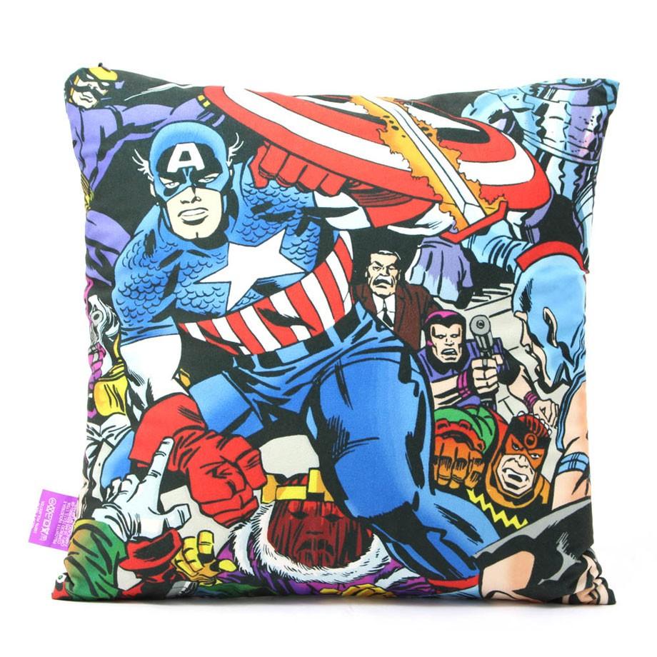 Almofada Capitão América Ação