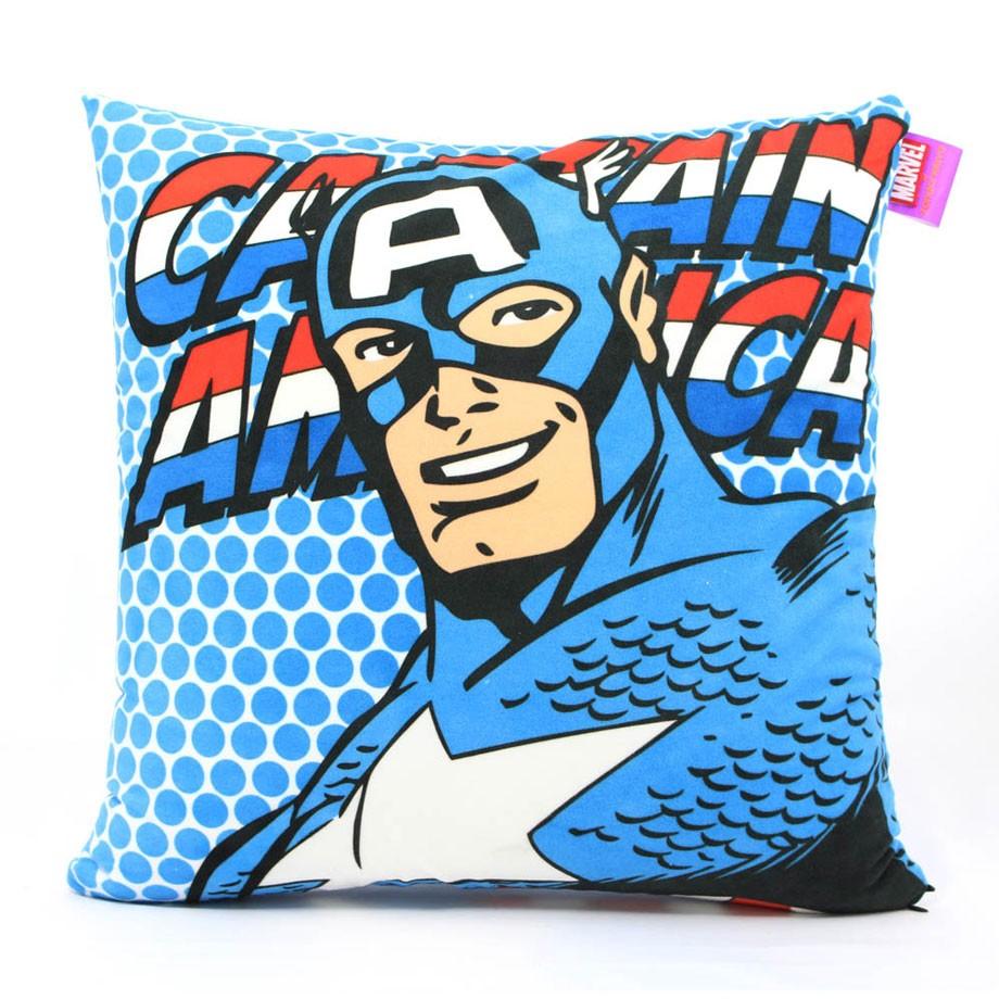 Almofada Capitão América Pop Art