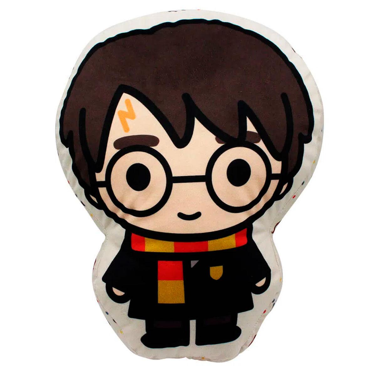 Almofada Decorativa Formato Harry Potter FBA