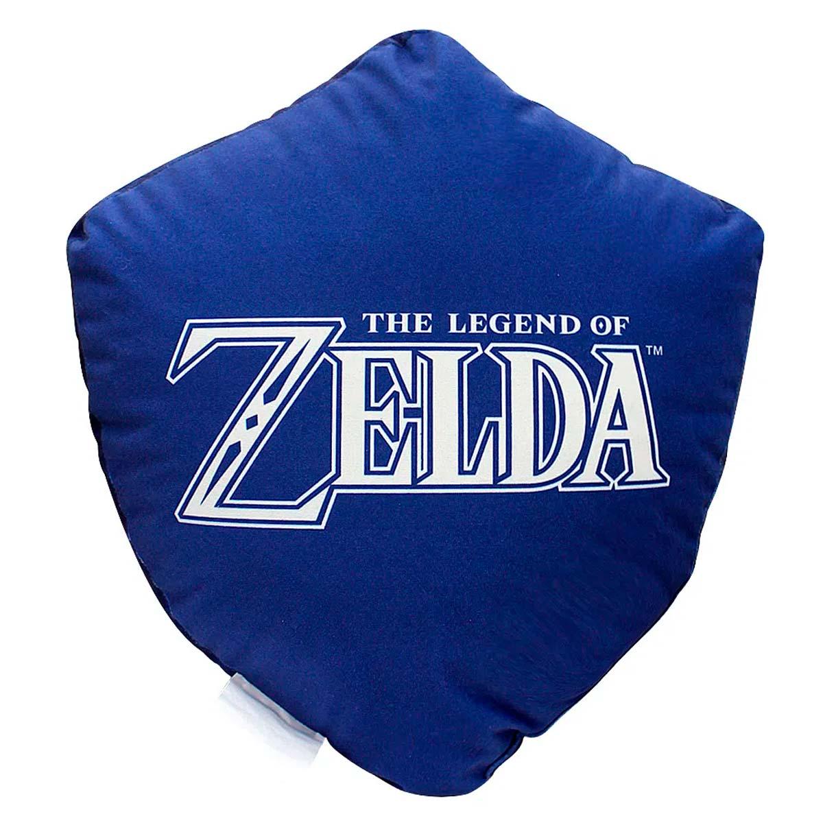 Almofada Formato Escudo Zelda