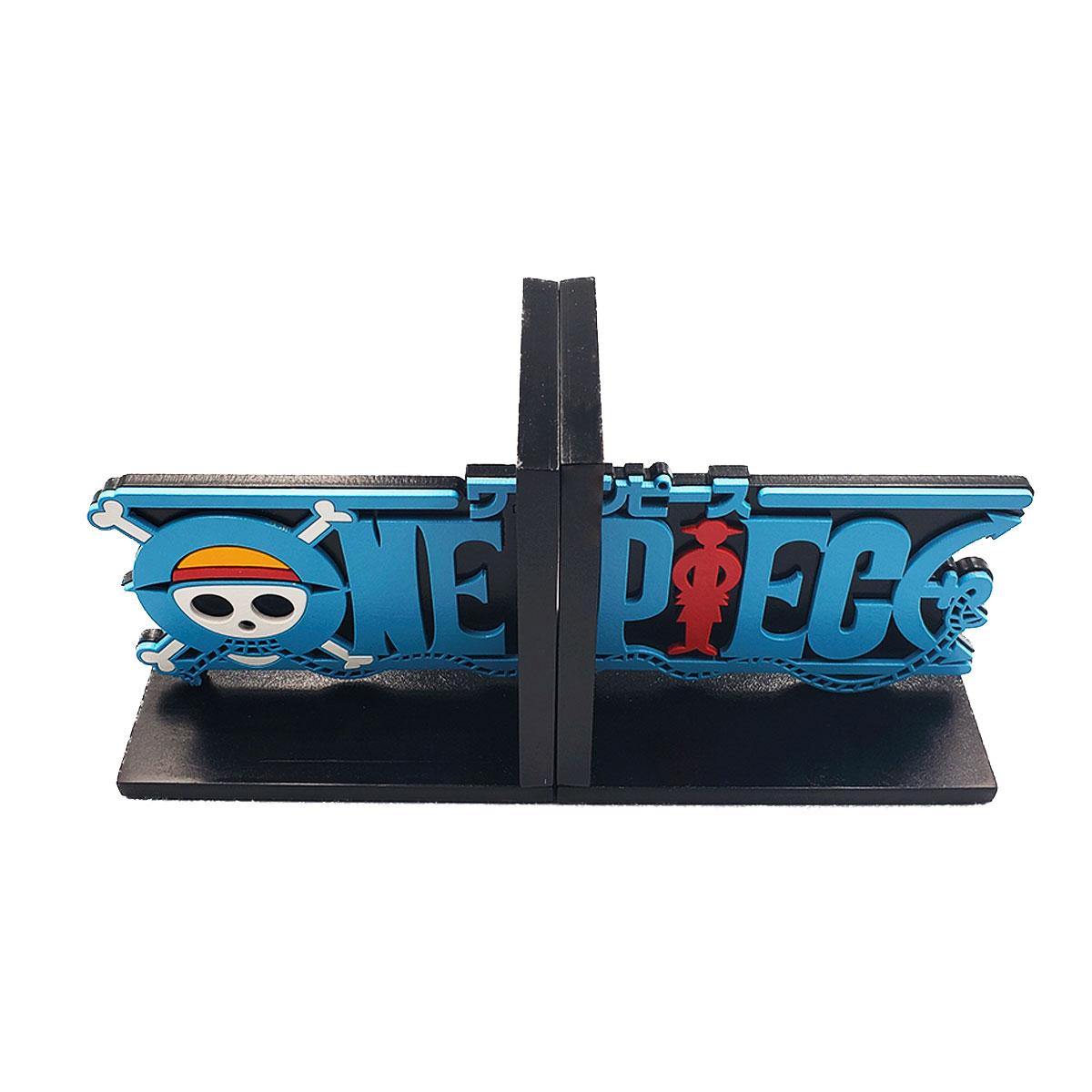 Aparador de Livro Logo One Piece