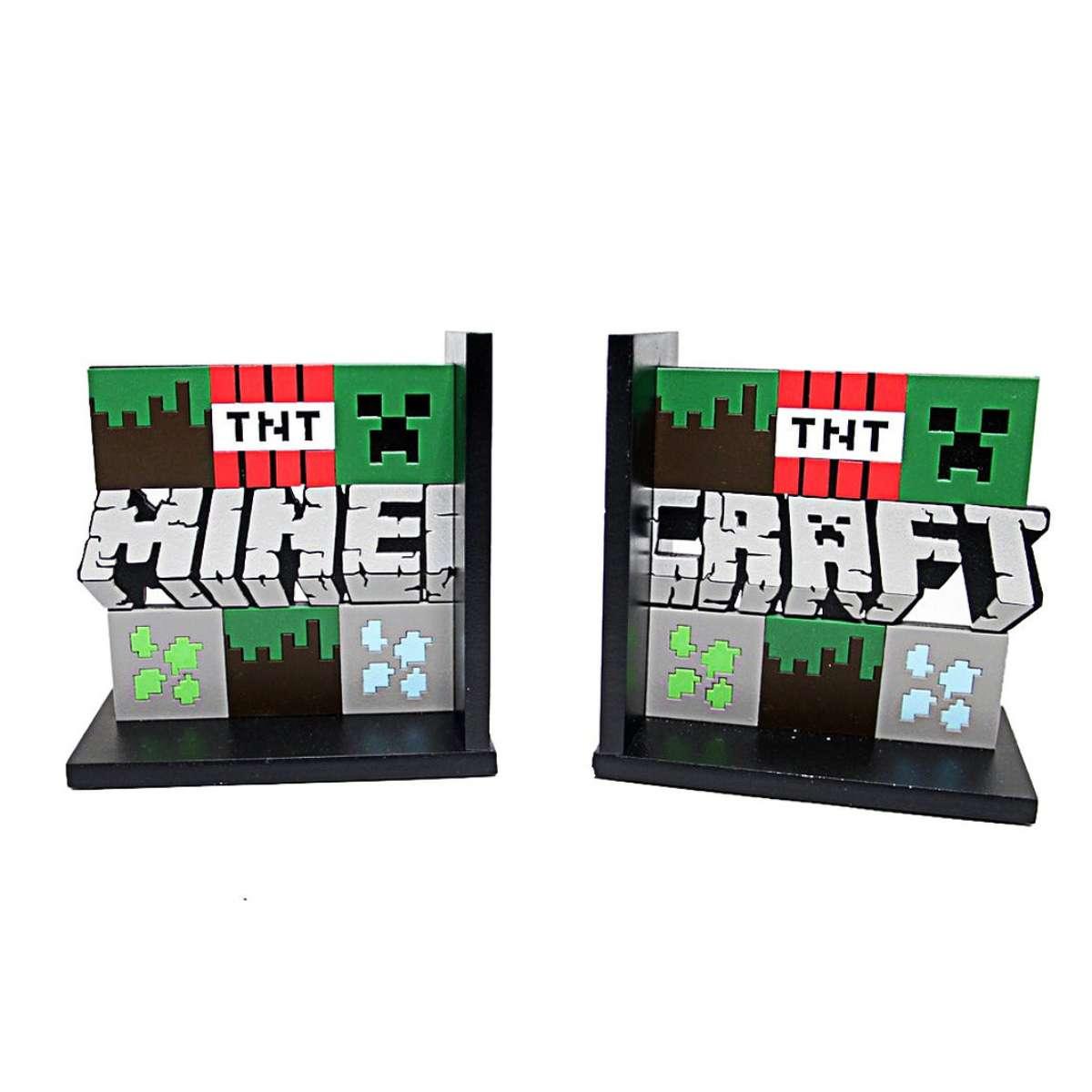 Aparador de Livro Minecraft