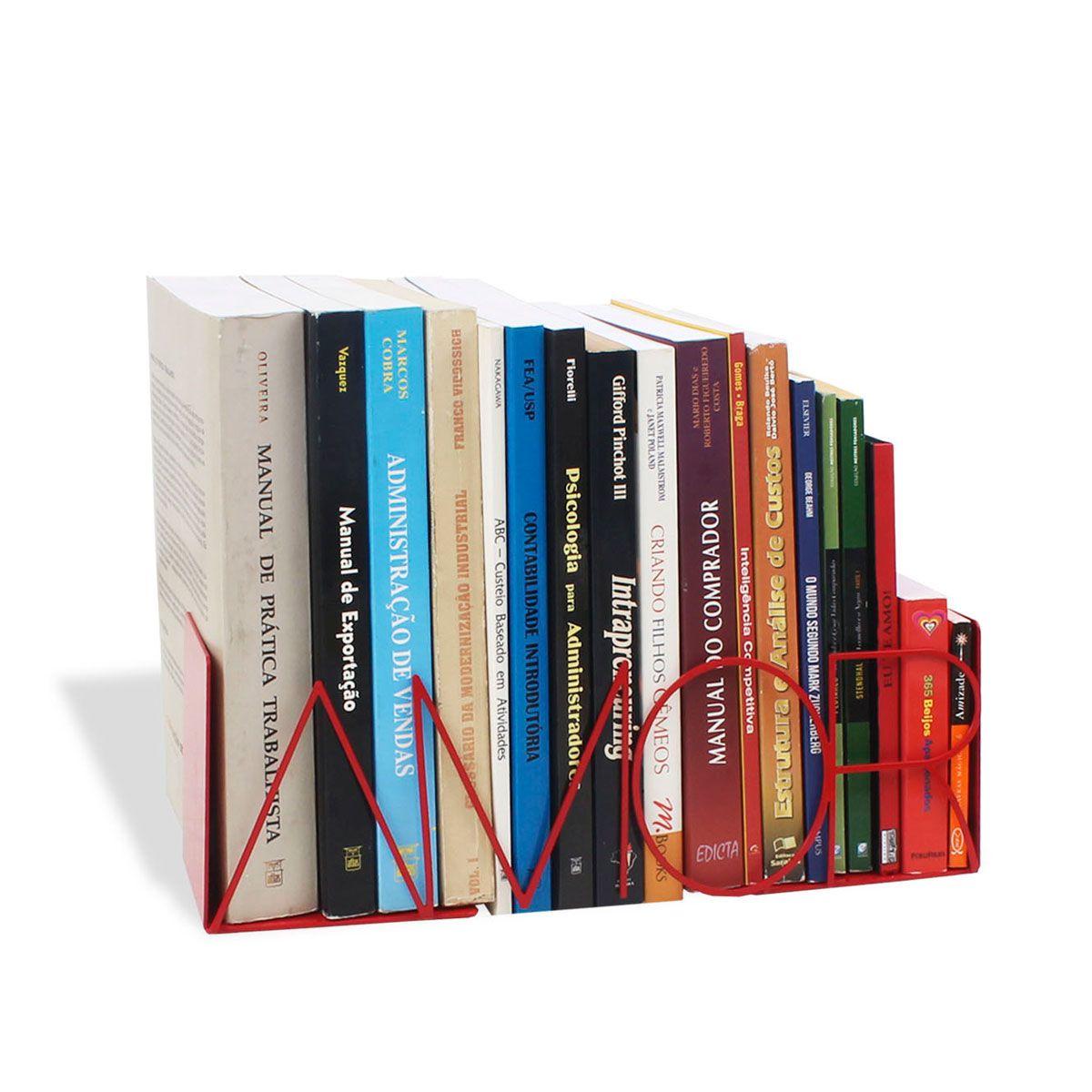 Aparador de Livros Amor